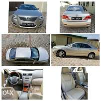 Thumb start foreign used Toyota camry