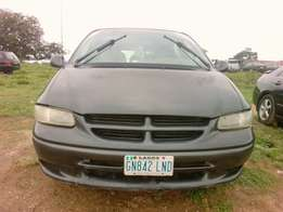 Clean Chrysler voyager 4 sale
