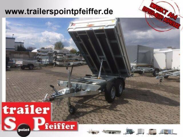 Böckmann RK AL 2516/27 Heck Kipper Rückwärtskipper 2700