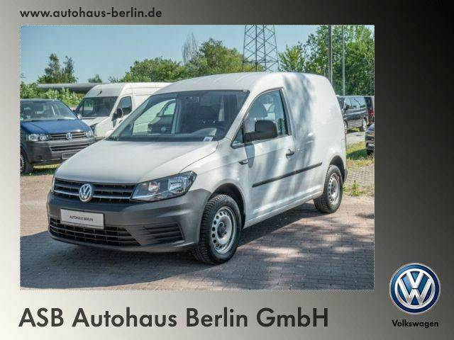 Volkswagen Caddy Kasten 2,0 TDI EU6 Navi Leiterklappe - 2016
