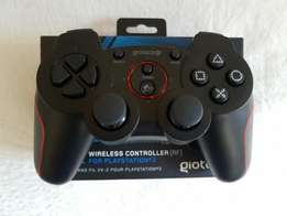 Unused wireless controller for PS3