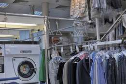 Get dry cleaning & laundry to your door.
