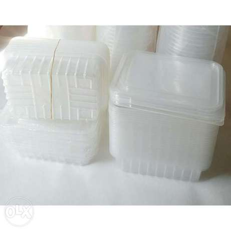 Takeaway food packaging containers Kahawa sukari - image 2