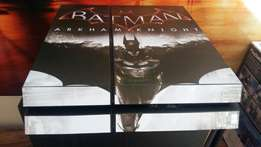 PS4 Batman skin with 2 remotes and game for sale in Klerksdorp