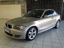 2008 BMW M125i Coupe (178000 km)