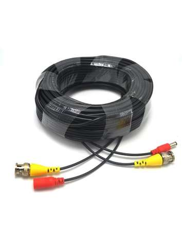 Pre-made All-in-One 30M 100Ft BNC Video and Power Cable with Connector Port Harcourt - image 1
