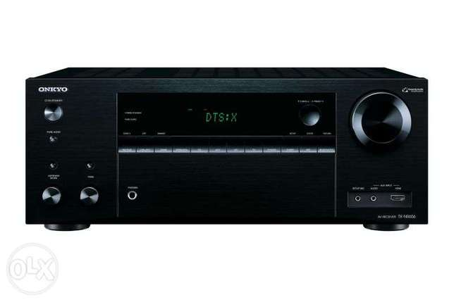 Brand new Onkyo TX-NR656 7.2 Audio Video Receiver Woodly - image 3