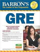 Barron's GRE, 21st Edition 21st Edition