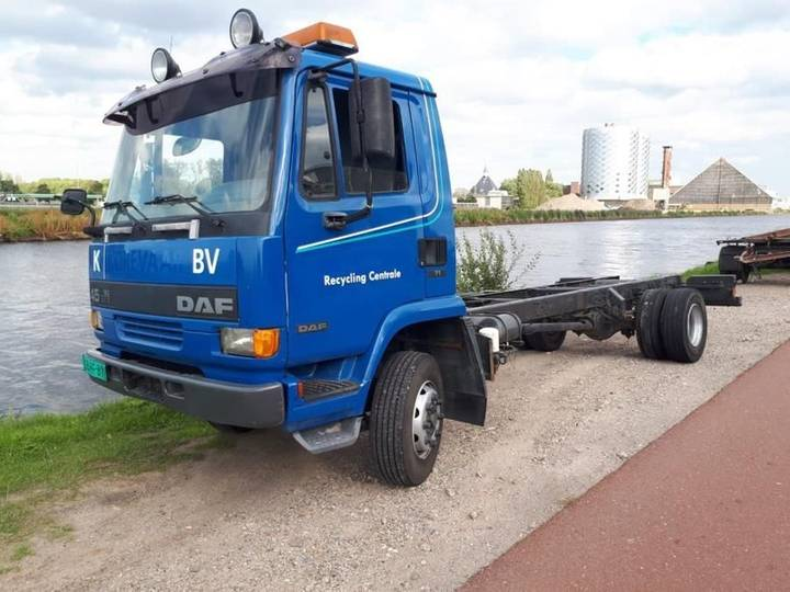 DAF 45.180 chassis cabine - 2001