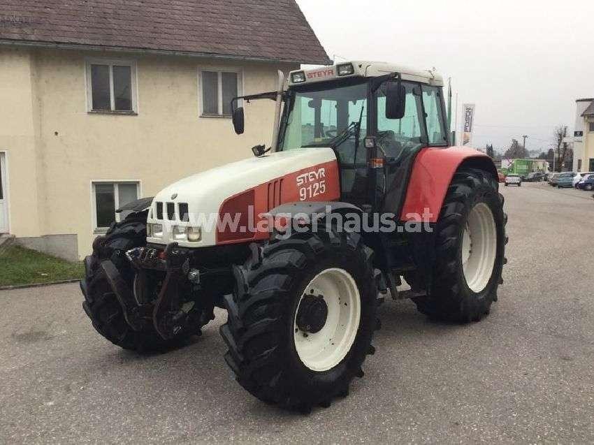 Steyr 9125a - 1996
