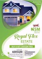 Royal Flex Estate now selling 5million promo price do not miss out!!