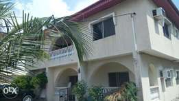 A lovely 5 bedroom duplex and 2 Nos 3 bedroom flat at Alpha Beach