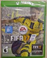 FIFA 17 Xbox One SEALED (Xbox One games)