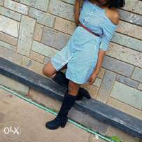 Shirt Dress Available