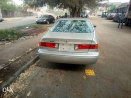 Direct tokunbo 2001 model toyota Camry accident free.