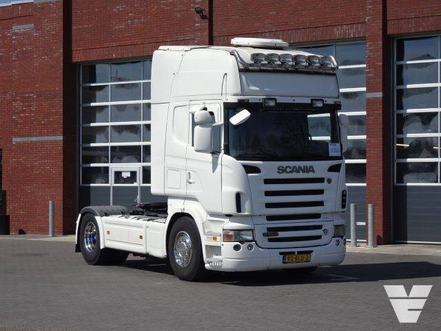 Scania R620 LA4x2HNA Manuel - Retarder - 2007