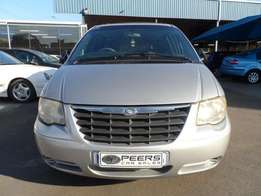 2006 Chrysler Grand Voyager 2.8 CRD SE AUTOMATIC lwb 7 seater