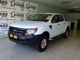 2014 Ford Ranger 2.2 XL Double-Cab for only R254950 Get It now!