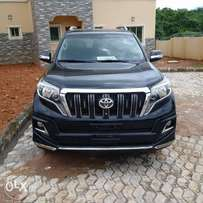 Toyota Prado 2014 upgraded to 2016. Extremely clean