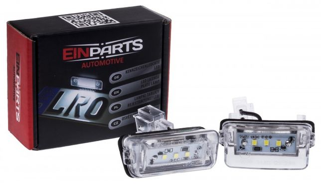 Lampki Tablicy Led Einparts Peugeot 406 Sw 407 Sw 307 Sw 308