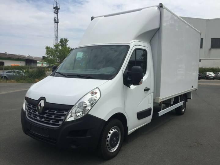 Renault Master 2,3 Kofferaufbau 3,5t Klima - 2016