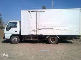 Looking for refrigerated transport contract