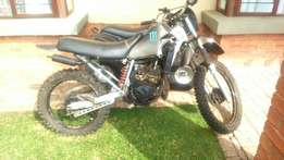 Offroad Pittbike