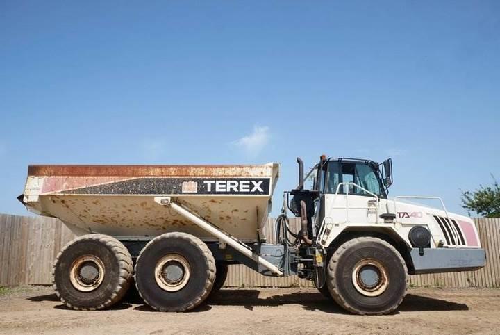 Terex Ta40 - 2007