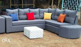 Guaranteed Comfort nEW L Sofas*6 seaters*Free delivery#*