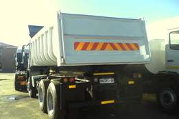 Nissan UD 460 Rigid Tipper double diff 2010 truck for sale
