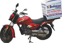 Dispatch Rider with license is needed immediately at com 10