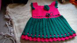 Dresses from thread