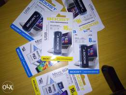 We sell flashdisks and memory cards cheaply