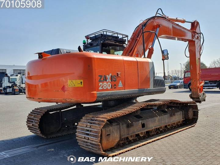 Hitachi ZX280LC-3 Nice and clean machine - 2010 - image 5