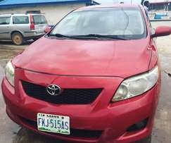 Neatly used 2008 Toyota Corolla #American spec in excellent condition