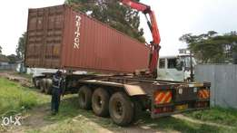 Containers Supply and Delivery