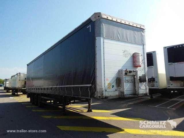 Schmitz Cargobull Semitrailer Rideaux Coulissant Standard - 2012