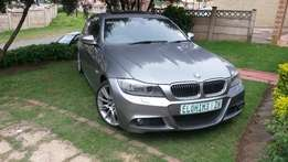 BMW 323i Motorsports face lift 2010 immaculate condition