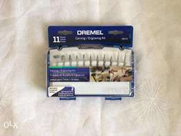 Dremel® 11-Piece Carving/Engraving Kit 680-01