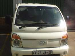 Hyundai h 100 bakkie for sale. good condition