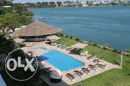 A beach hotel for sale near nyali bridge