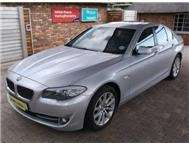 2012 Bmw 520i Exclusive F10