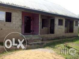 Bungalow house 3 set of self contain for sale.
