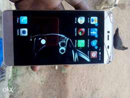 Gionee marathon m5mini with a scratch sell/swap