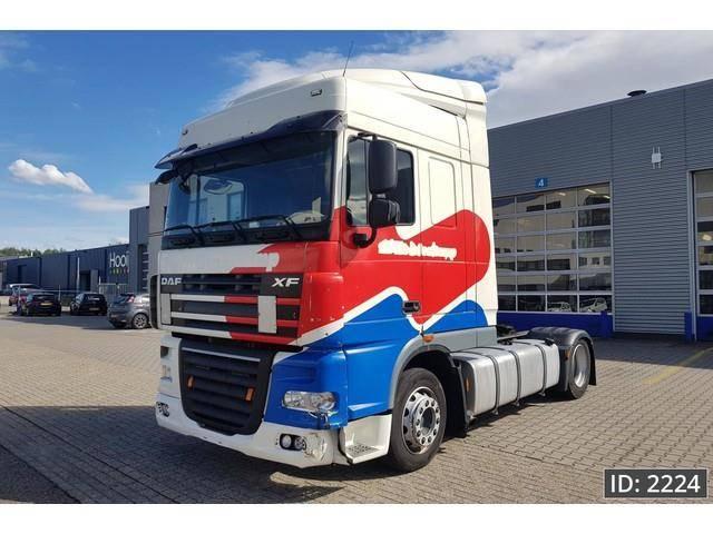 DAF XF105.460 SC, Euro 5 - 2013