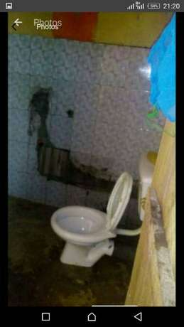 A room self contain just 95k to pay and pack in no more Agbado/Oke-Odo - image 4