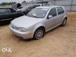 Well kept Volkswagen golf 4