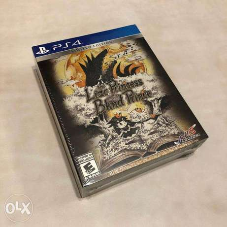 The Liar Princess and the Blind Prince (Limited) - US/R1 - PS4 (NEW)