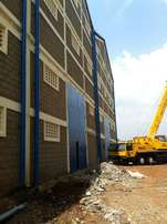 Godowns to let on the Super Highway Nairobi 8K to 17K Sqft