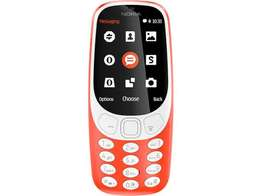 Nokia 3310,brand new and sealed in a shop ksh.5500